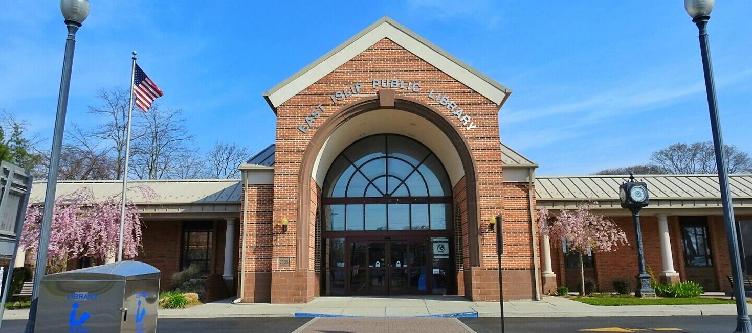 Photo of the East Islip Public Library